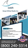 Great White Roofs