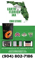 Earth Florida Jax CBD Store