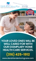 D & R Tender Loving Care Home Health Services
