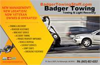 Badger Towing & Recovery, LLC