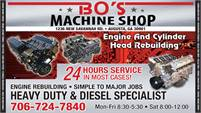 Bo's Machine Shop