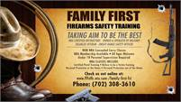 Family First Firearms Safety