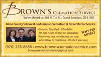 Brown's Cremation Service