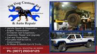 Big Dog Custom 4x4 and Auto Repair