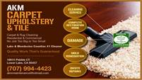 AKM Carpet Upholstery & Tile