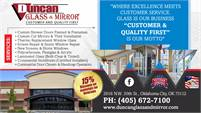 Duncan Glass & Mirror Inc