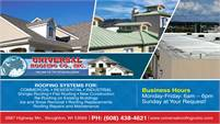 Universal Roofing Co, Inc.