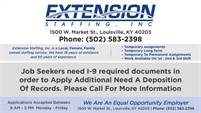 Extension Staffing, Inc.