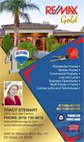 RE/MAX Gold - Tracy  Stewart
