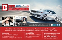 Dick Brantmeier • Ford • Lincoln • Kia