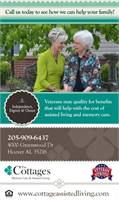 Country Cottages Assisted Living & Memory Care