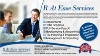 B At Ease Services