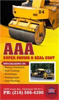 AAA Super Paving & Seal Coat
