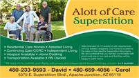 Alott Of Care Superstition