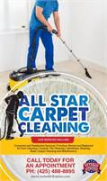 All Star Carpet Cleaning