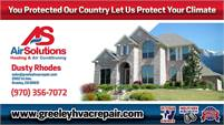Air Solutions Heating & Cooling LLC