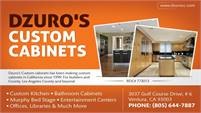 Dzuro Custom Cabinetry