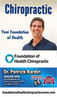 Foundation Of Health Chiropractic Center