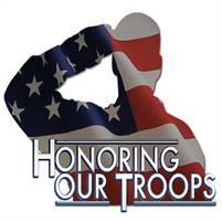 Honoring Our Troops