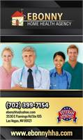 Ebonny Home Health Agency