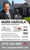 Complete Realty - Mark Harvala