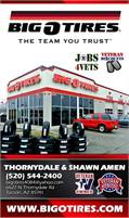 Big O Tires Thornydale & Shawn Amen