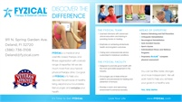 FYZICAL Therapy & Balance Centers