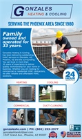 GONZALES HEATING & COOLING