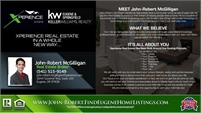 John-Robert Mcgilligan with Xperience Real Estate at Keller Williams