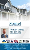 Manfred Real Estate Learning