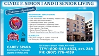 Clyde F Simon Lakeview Apartments