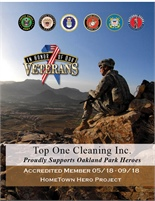 Top One Cleaning Inc