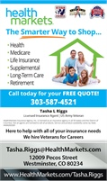 HealthMarkets Insurance - Tasha Riggs
