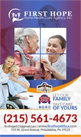 First Hope Home Care Agency