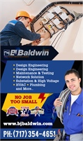 B J Baldwin Electric Inc