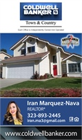 Coldwell Banker Town & Country - Iran Marquez Nava