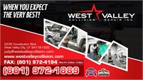 West Valley Collision Inc