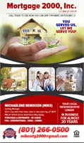 Mortgage 2000 Inc - Michaelene Bendixen