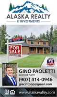 Alaska Realty & Investments - Gino Paoletti