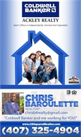 Coldwell Banker Real Estate - Chris Baroulette