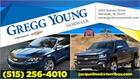 Gregg Young Chevy Norwalk