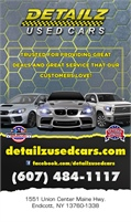 Detailz Used Cars