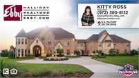 Ebby Halliday Realtors - Kitty Ross