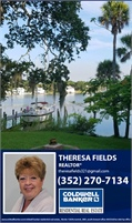 CB Residential Real Estate Florida - Theresa Fields