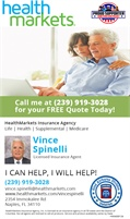 HealthMarkets Insurance Agency - Vince Spinelli
