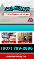 Cameron Plumbing & Heating Inc