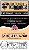 Alamo Brooks Cremations Plus & Funeral Home