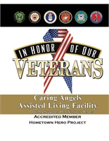 Caring Angels Assisted Living Facility - Houston
