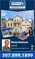 Coldwell Banker Antlers Realty Inc - Donny Anderson