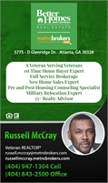 BHG Real Estate Metro Brokers - Russell McCray